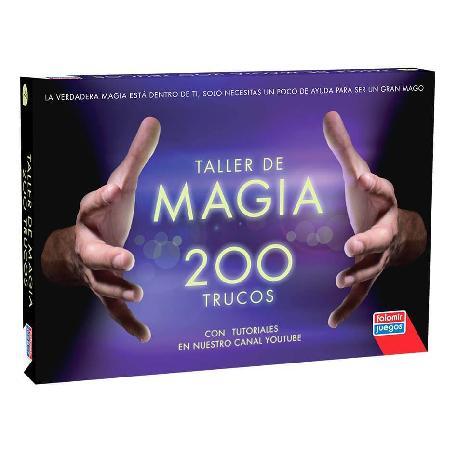 MAGIA POTAGIA 200TRUCOS -FALOMIR-