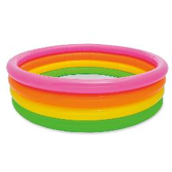 PISCINA 168CM 4TUBOS SUNSET -COLORBABY-