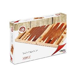 BACKGAMMON MALETIN MARQUET 30X48