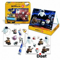 MAGNETICS  WALL-E  ROBOT