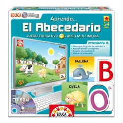 EDUCATIVO ABECEDARIO -MULTIMEDIA-