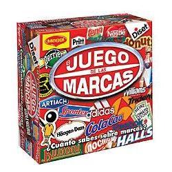 JUEGO DE LAS MARCAS