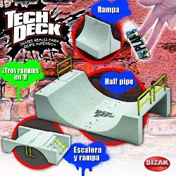 TECH DECK-TRIPLE STREET SET