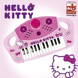 ORGANO ELECT.HELLO KITTY 25TECLAS
