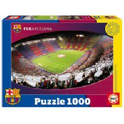 PUZZ 1000 FC BARCELONA CAMP NOU