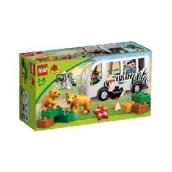 LEGO DUPLO-AUTOBUS DEL ZOO
