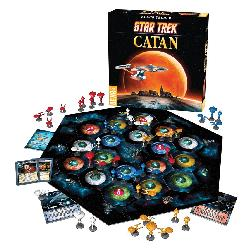 CATAN STAR TREK -JUEGO DE MESA-