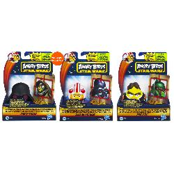 ANGRY BIRDS-STAR WARS POWER BATTLERS