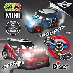 GO MINI R/C STUNT RACER