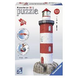 PUZZLE 3D 216PCS NUEVO FARO