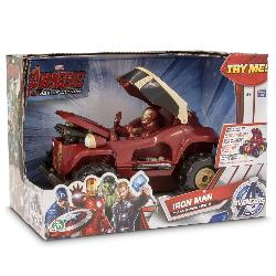 AVENGERS-VEHICULOS AOU