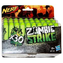 NERF-ZOMBIE STRIKE DECO DARDS
