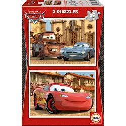 PUZZ 2X20 CARS 2