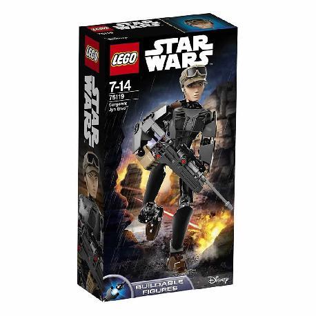 LEGO STARWARS-JYN ERSO