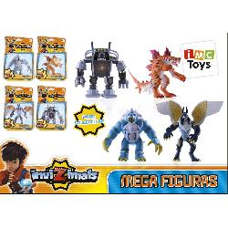 INVIZIMALS-FIGURAS MEGA -IMC-