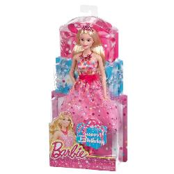 BARBIE  PRINCESA  FELIZ...