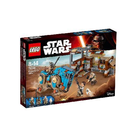 LEGO STARWARS-ENCOUNTER ON JAKKU