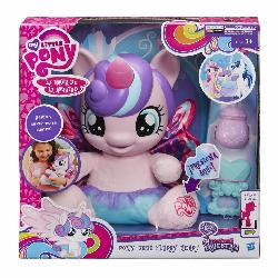 MY  LITTLE  PONY-BEBE  FLURRY  HEART