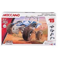 MECCANO-TODOTERRENO ATV 15MODELOS