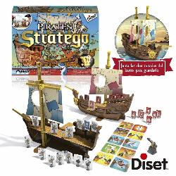STRATEGO PIRATES INFANTIL -DISET-