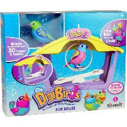 DIGIBIRDS-FIGURAS  C/CASA