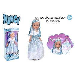NANCY PRINCESA CRISTAL