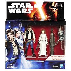 STAR  WARS-FIGURAS  EPISODIO  7  PACK  2UNID.
