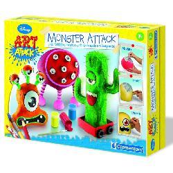 ART  ATTACK  MONSTER  ATTACK