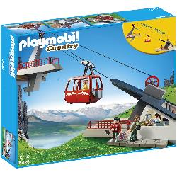 PLAYMOBIL TELEFERICO DE LOS ALPES