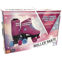 PATINES  4R  ROSA  T34...