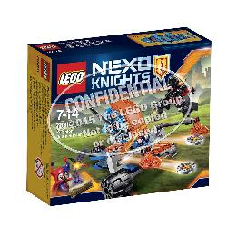 LEGO NEXO KNIGHTS-DESTRUCOR DE COMBATE