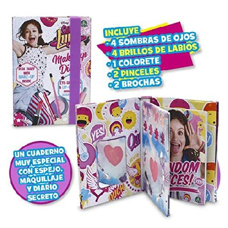 SOY LUNA-MAKE UP HAIR -GIOCHI-