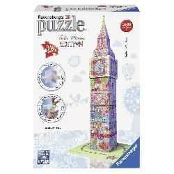 PUZZLE 3D 216PCS BIG BEN TULA MOON