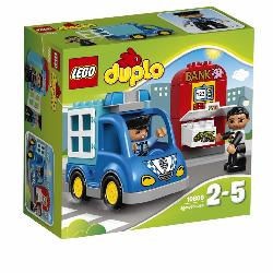 LEGO DUPLO-PATRULLA DE POLICIA