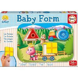 BABY  FORMAS  -EDUCA-