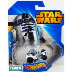 HOT WHEELS-VEHICULOS STAR WARS DELUXE