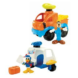 MICKEY-VEHICULO  RESCATE