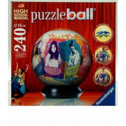 PUZZLEBALL-HIGH  SCHOOL  MUSICAL  240  PCS