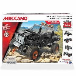 MECCANO-TRUCK  4X4  25  MODEL