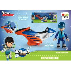 MILES-HOVERBIKE