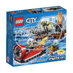 LEGO CITY-SET INTRO BOMBEROS