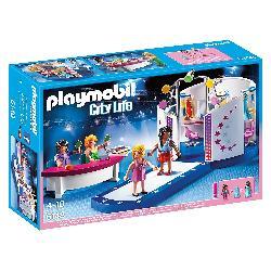 PLAYMOBIL  PASARELA  MODA