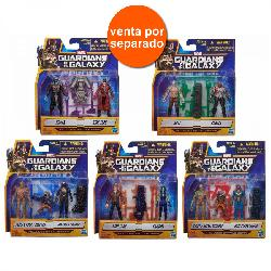 GUARDIANES  GALAXIA-FIGURAS  PACK  2UNID.