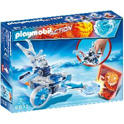 PLAYMOBIL  FROSTY  CON...