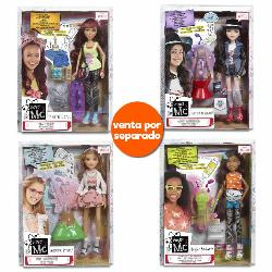 PROJECT MC2-MUÑECA CON EXPERIMENTO