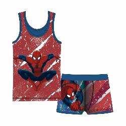 PIJAMA SPIDERMAN T4-10