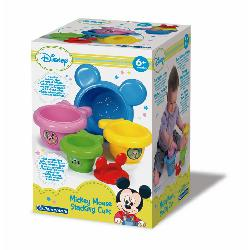 BLOQUES APILABLES MICKEY -CLEMENTONI-