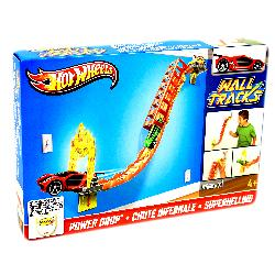 HOT WHEELS-PISTA WALL TRACKS
