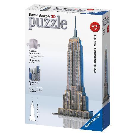 PUZZLE 3D 216PCS EMPIRE STATE 42CM