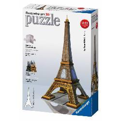 PUZZLE 3D 216PCS TORRE EIFFEL 43CM